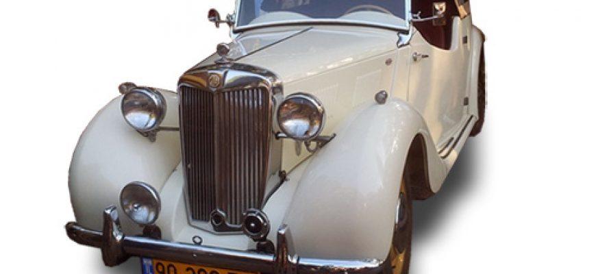 24/08/2012 – קבלת פנים לשלושה רכבי MG