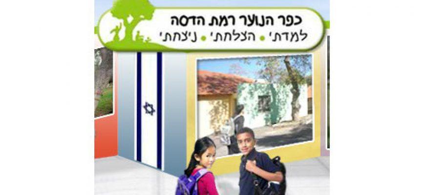 24/03/2012 – הפנינג ותצוגה של מועדון החמש בכפר הנוער רמת הדסה.