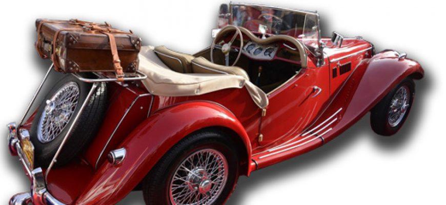 30/05/2014 – השקת MG TF 1250 משנת 1954, של בני הזוג טליה ברוקנר וגדי ליבוביץ' במפגש המרכזי בנוקיה.